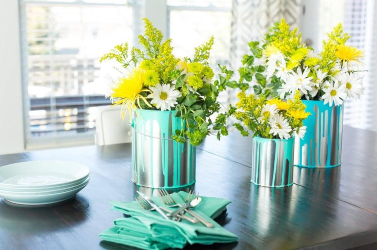 Decorate with Flowers for Spring